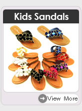 Kids Junior Girls Sandals