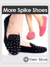 More Spike Shoes