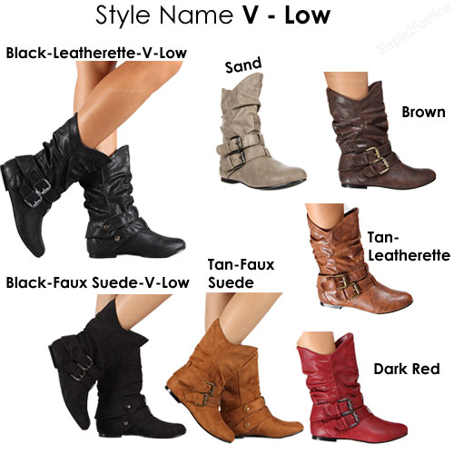 Women's Fashion Boots Cheap New Womens Boots High Fashion